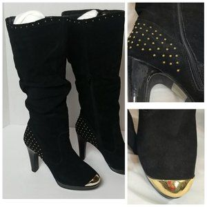 Mark by Avon Suede Boots